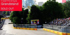 Формула-1: Билеты в Баку распродаются, а Экклстоун уходит