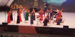 Концерт известных музыкантов из Азербайджана, Израиля и США