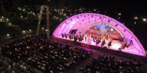 В Габале завершился IX Международный музыкальный фестиваль