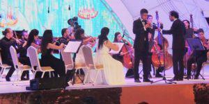 В Габале прозвучали произведения европейских и азербайджанских композиторов