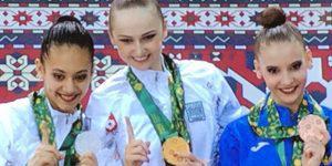 Две ведущие гимнастки Азербайджана завершили карьеру