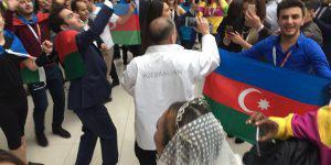"""""""Молодежь из разных стран проявляет большой интерес к Азербайджану, и это очень приятно"""""""