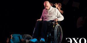 Первый азербайджанский театр с участием людей с ограниченными возможностями (ФОТО)