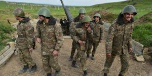 С кем воюет армянская армия?