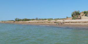 НАНА впервые проведет исследования на островах Каспия