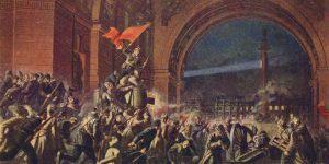 Призрак коммунизма в Зимнем дворце