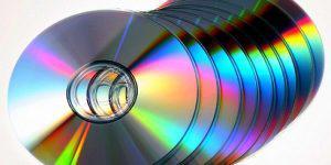 История появления компакт-дисков