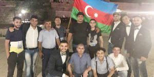 Команда КВН «Сборная Баку» обыграла всех в Дагестане