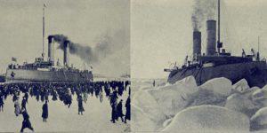 История ледоколов