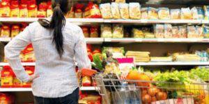 Азербайджанцы покупают на 30% больше еды, чем необходимо