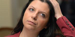 Маргарита Симоньян как зеркало российской пропаганды