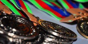 """63 медали азербайджанских борцов на """"Кубке Федерации"""""""