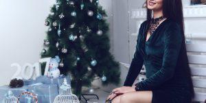 """""""Новогодние"""" красавицы от Miss Top Model Azerbaijan (ФОТО)"""