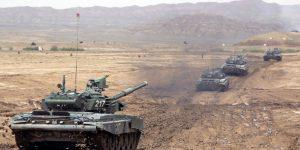 Азербайджан наращивает военную мощь в Нахчыване