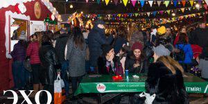 Веселая и вкусная новогодняя благотворительность в Баку (ФОТО)