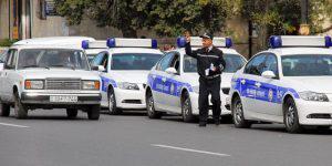 Дорожная полиция в Азербайджане ужесточает контроль