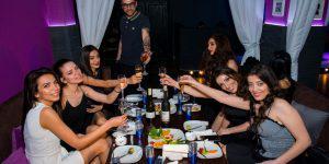 В Баку прошла вечеринка конкурса «Miss Top Model Azerbaijan-2017» (ФОТО)
