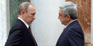 Путин пригласил Саргсяна для окончательного урегулирования карабахского конфликта?