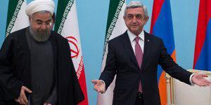 Иранские грезы Сержа Саргсяна