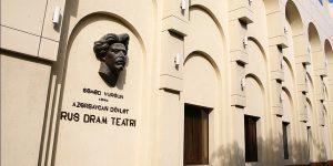 Что покажут драмтеатры Баку в октябре