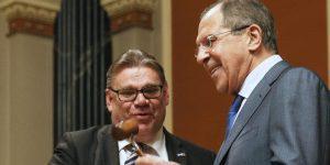 """""""Финская баня"""" для российской дипломатии"""