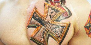 В Азербайджане могут задержать за татуировку?
