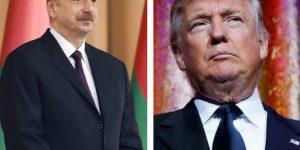 Политическая идеология чужда Трампу, Азербайджану это выгодно