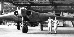 История турбореактивного самолета