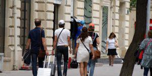 Туристический поток в Азербайджан растет