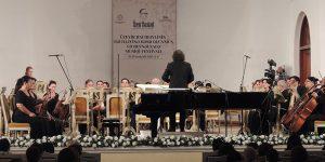 Баку в ожидании Международного музыкального фестиваля имени Узеира Гаджибекова