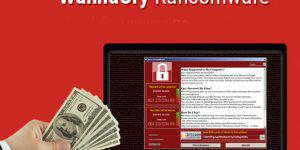 Азербайджан среди стран пострадавших от вируса WannaCry