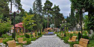 Загатала - жемчужина азербайджанской природы и истории